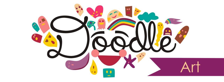 doodle sebagai elemen desain grafis � ayusvector